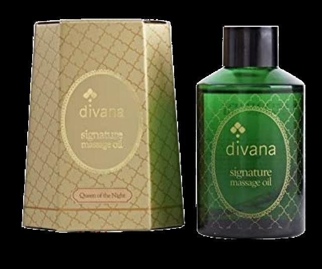 1. Divana Massage & Body Oil