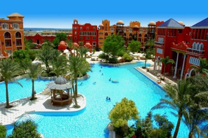 Пляжный горящий тур в Египет