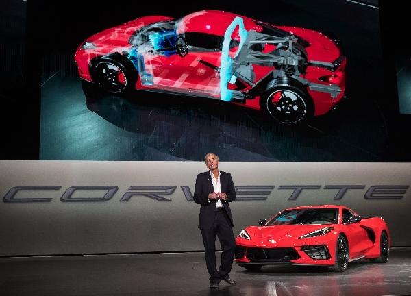 Chevrolet Corvette C8 Stingray ขายแล้วด้วยราคาต่ำกว่า 60,000 เหรียญสหรัฐ
