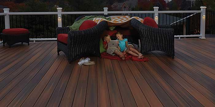 Happily Ever Rushed How To Create The Perfect Deck Lighting
