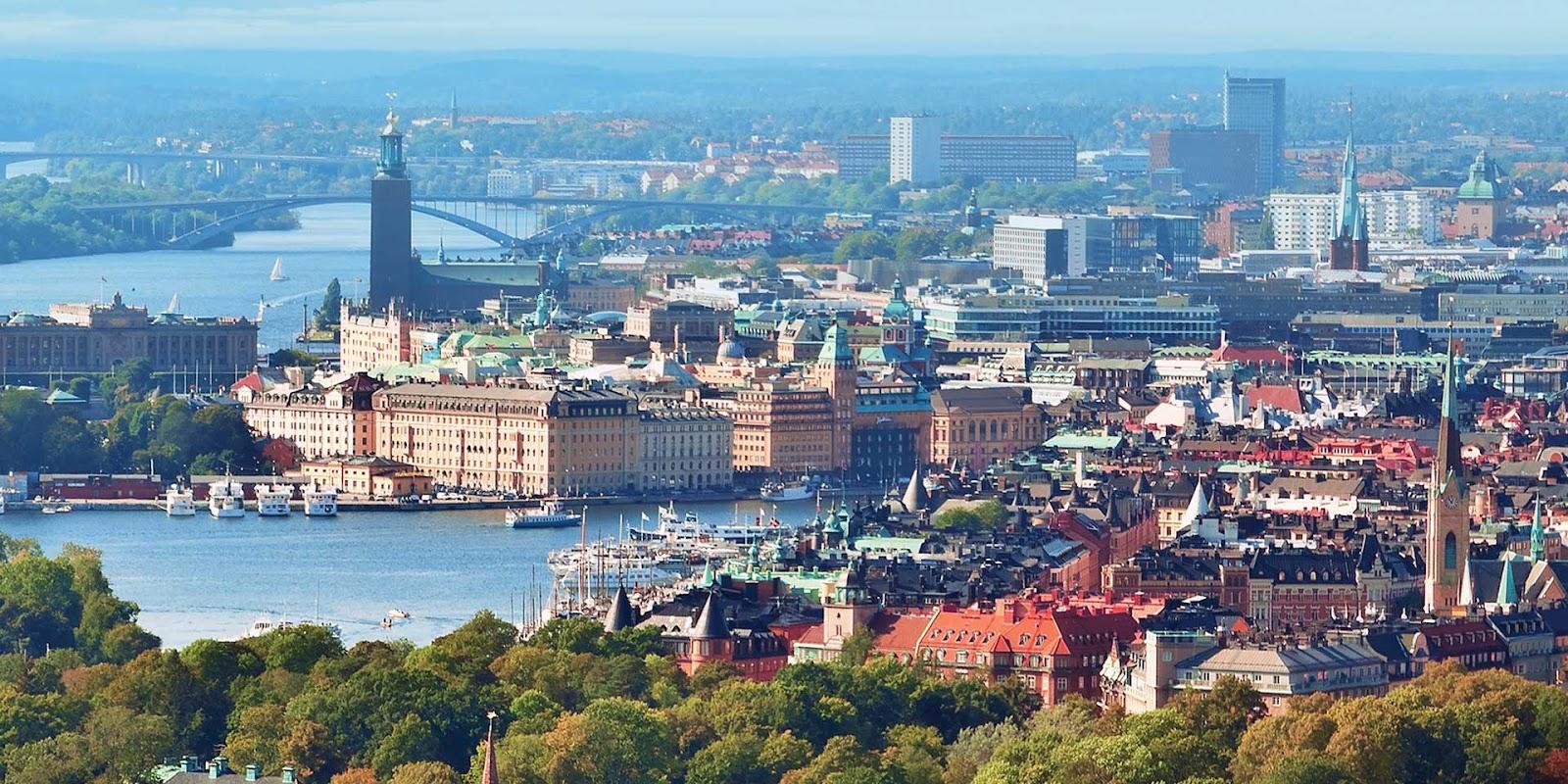 Kết quả hình ảnh cho trung tâm thương mại ở Stockholm