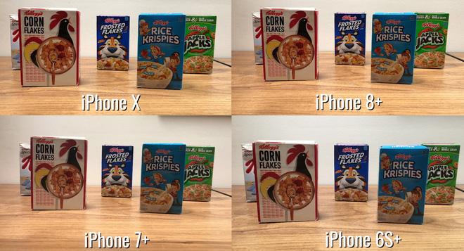 Camera iPhone đã cải thiện như thế nào từ 6S Plus đến X - Ảnh 4.