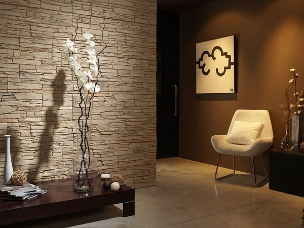 Gạch ốp tường giúp căn nhà thêm nổi bật