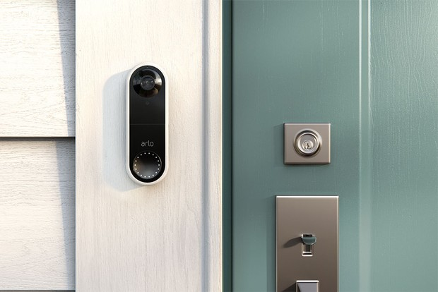 Arlo video doorbell (best video doorbells)
