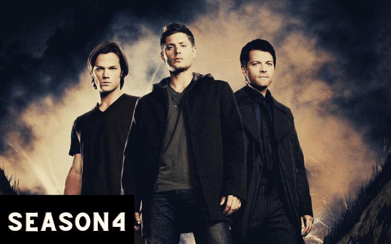 index of supernatural season 4