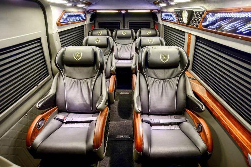 Xe Mạnh Kiên Limousine đi Mai Châu