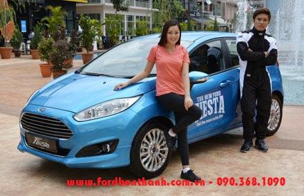 Bán xe Ô tô Ford Fiesta (Ảnh 1)