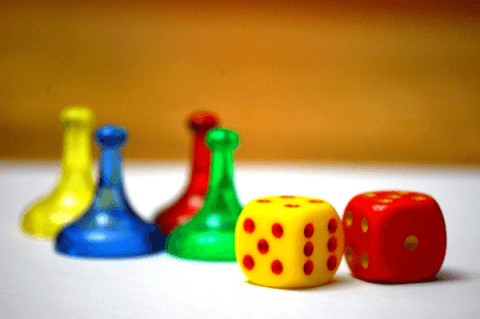 Board Game Pieces: These will help you make some money.