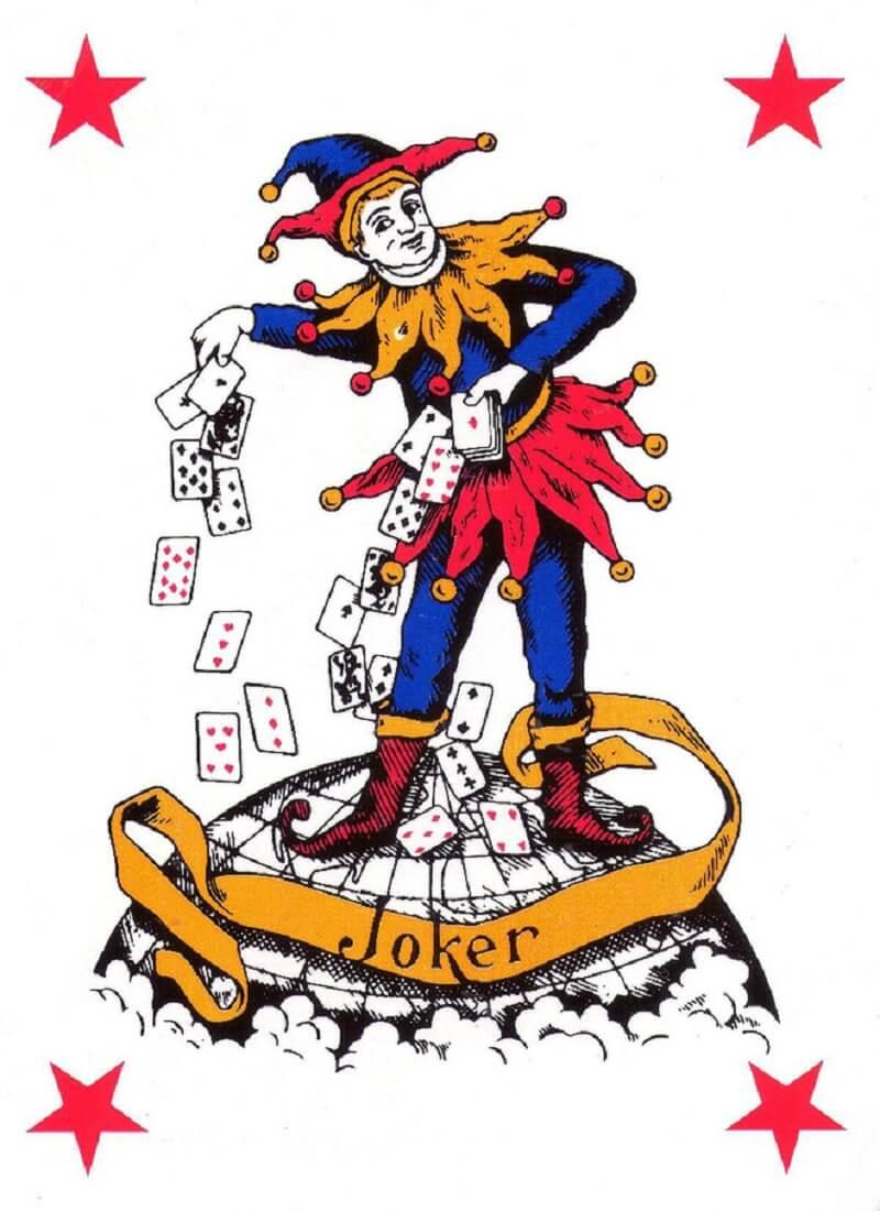 Ý nghĩa lá bài Joker khá đặc biệt