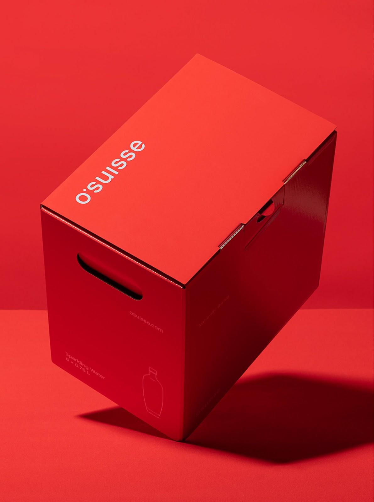 branding  Corporate Design fedrigoni food and beverages gmund product design  produkt design Switzerland typography   water