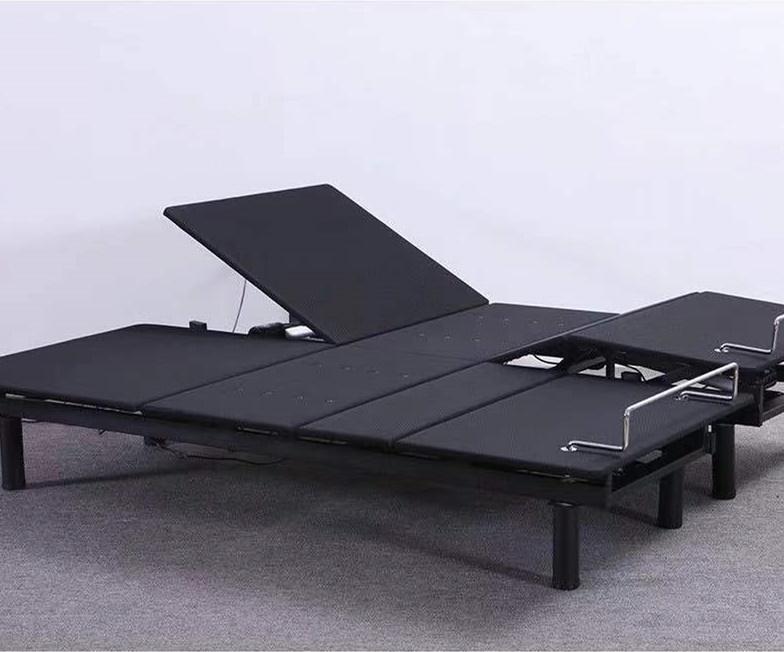 split twin adjustable bed