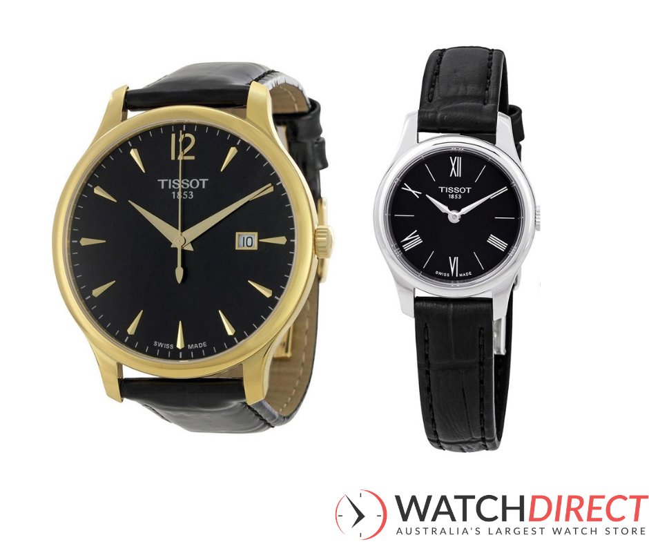 Tissot Tradition Men's and Women's Watch.