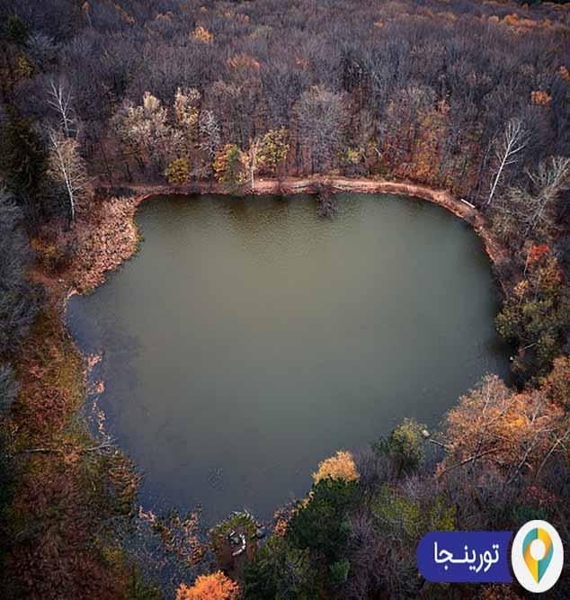 دریاچه بویانا صوفیه