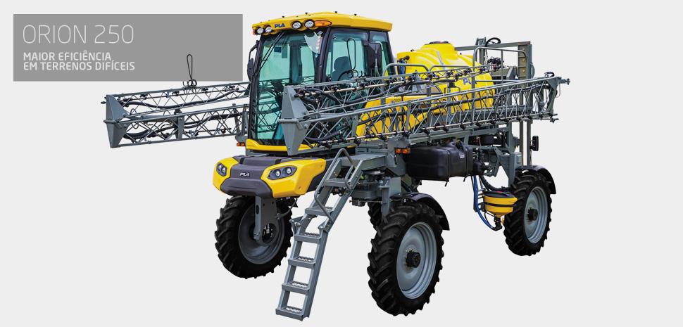 Máquinas para agricultura: Orion 250
