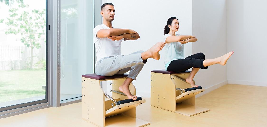 Pilates studio in the UAE