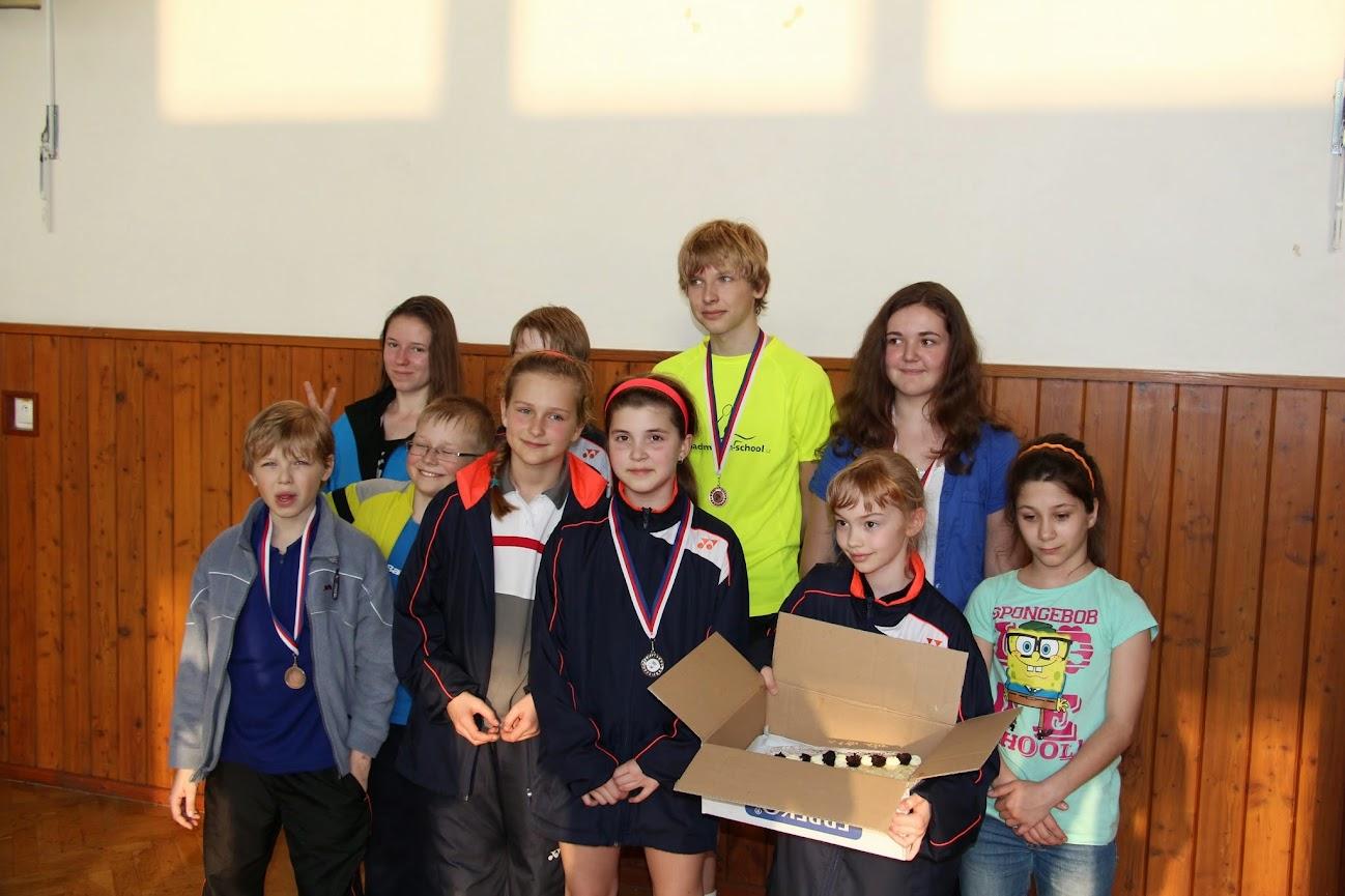 Přebor Klimkovic a MS župy ČOS, 5-6.4.2014