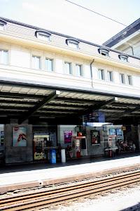 Lausanne Train Station