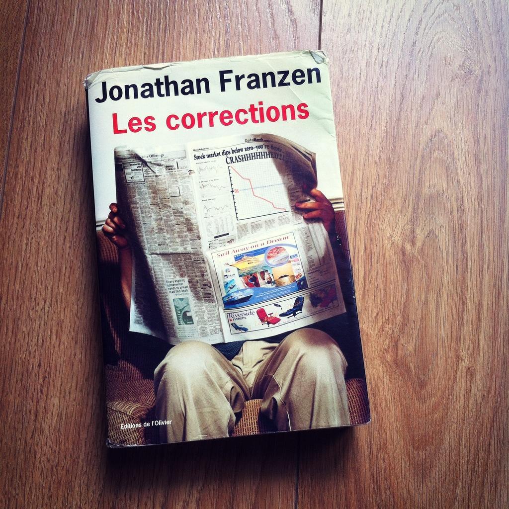 livres-a-lire-confinement-les-corrections-jonathan-franzen