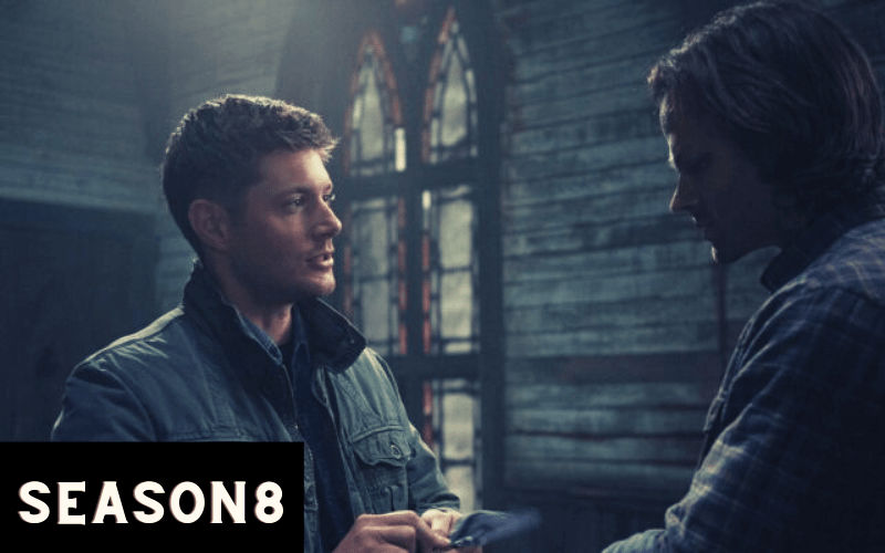 index of supernatural season 8