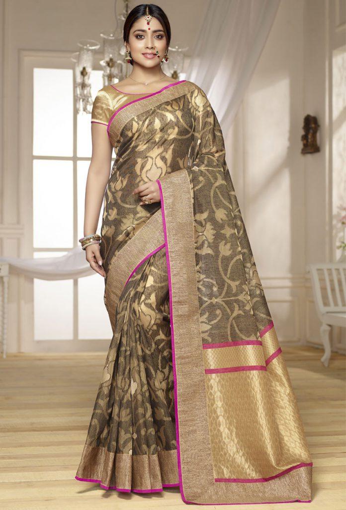 Traditional Handloom Sarees: The Fabric Treasure Of India