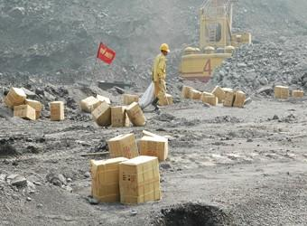 Thông báo tạm ngừng cấp giấy phép vận chuyển vật liệu nổ công nghiệp