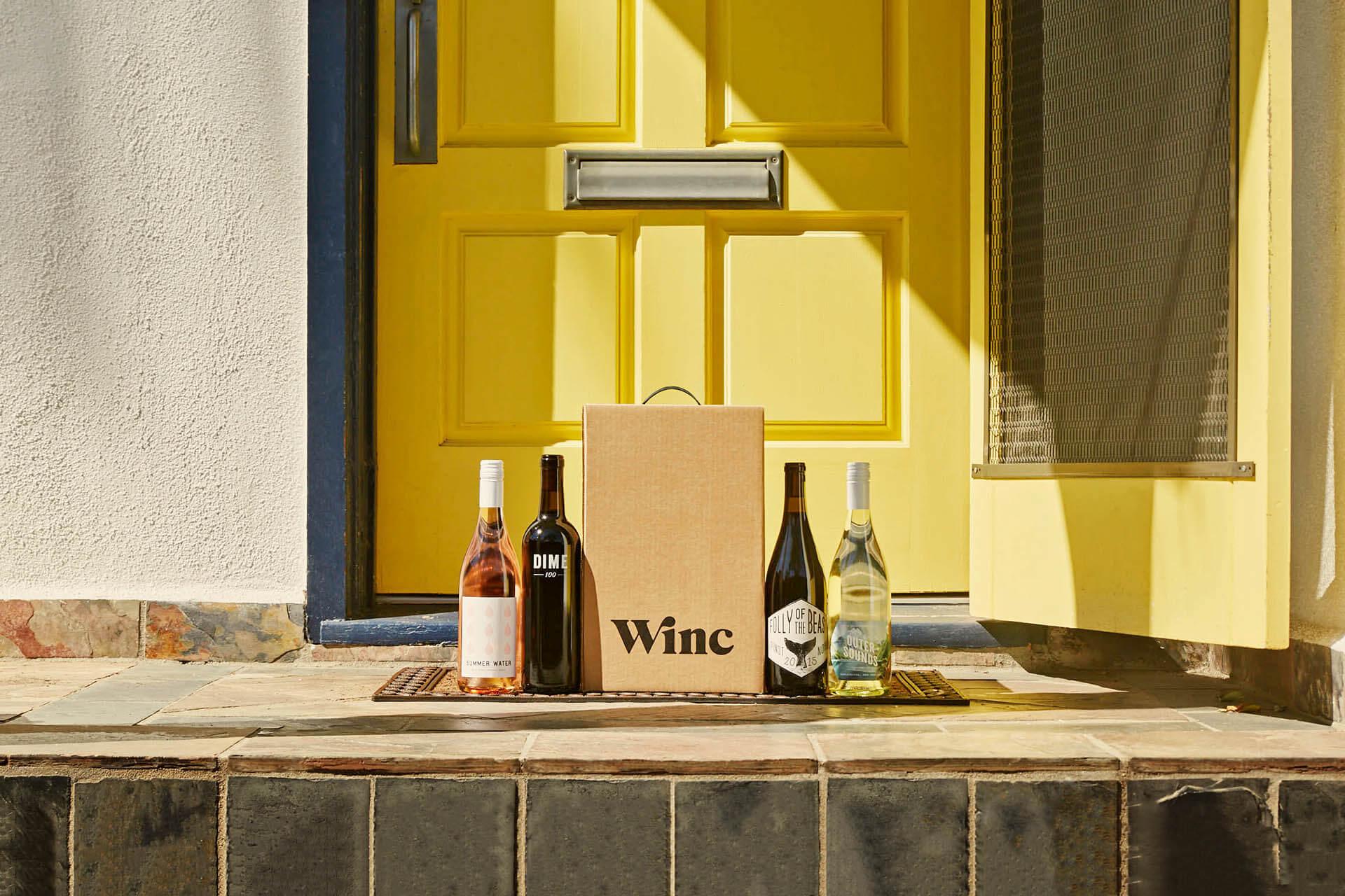 wine ecommerce