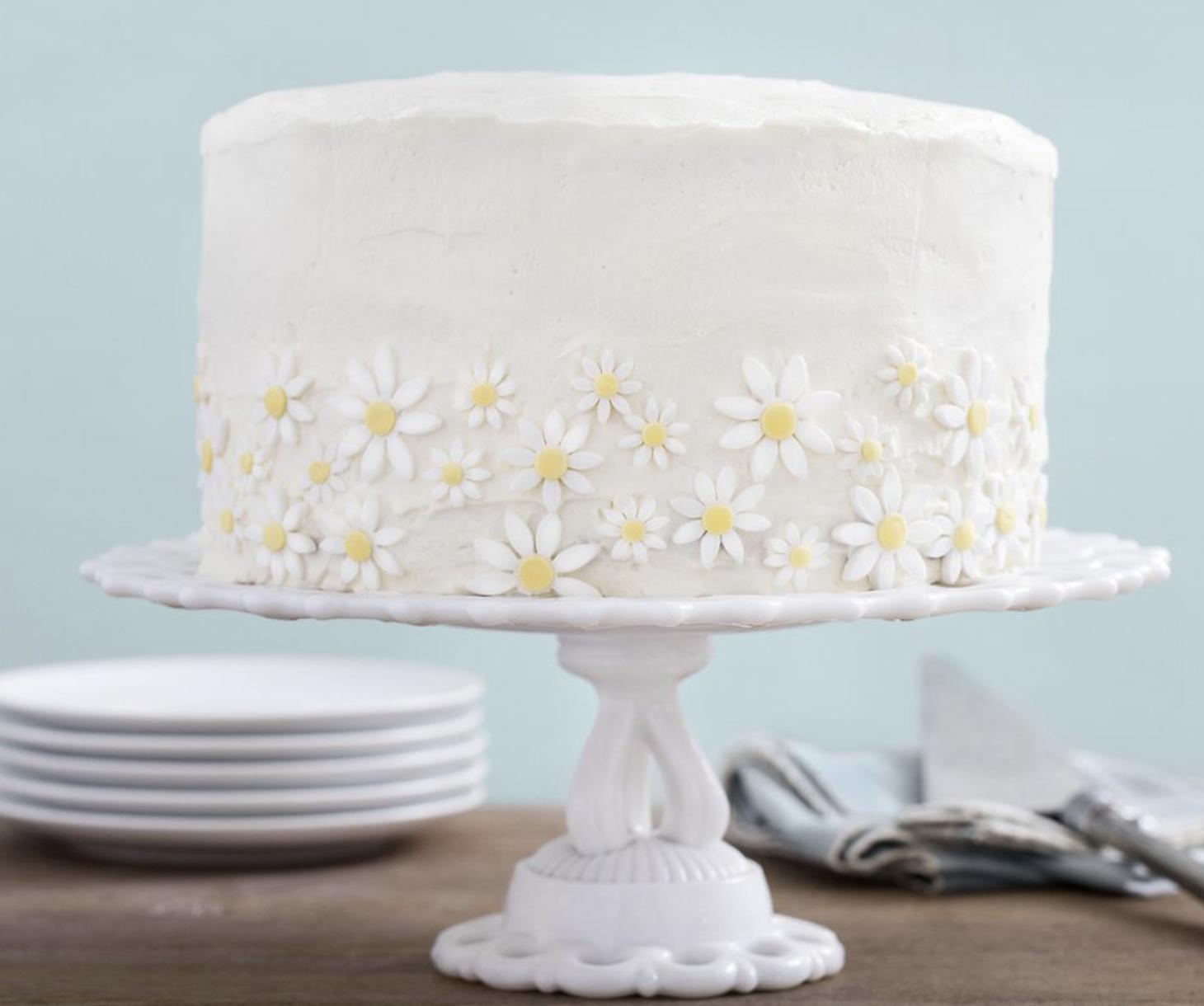country living lemon-coconut cake