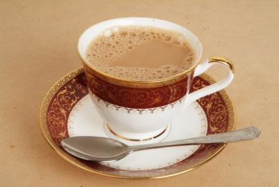 Image of a teacup