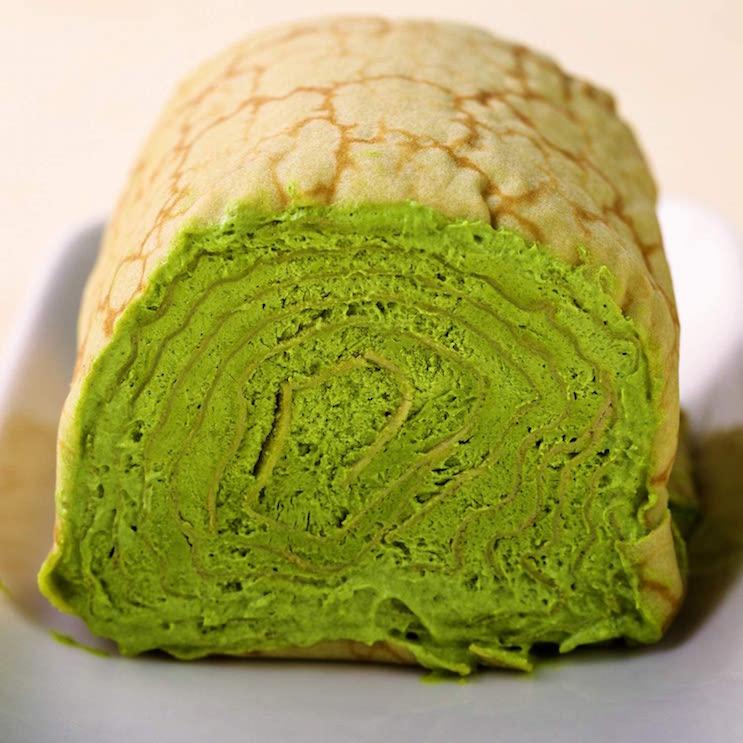 京都フレーバーズ ミルクレープロールケーキ