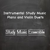 Instrumental Study Music - Piano and Violin Duets