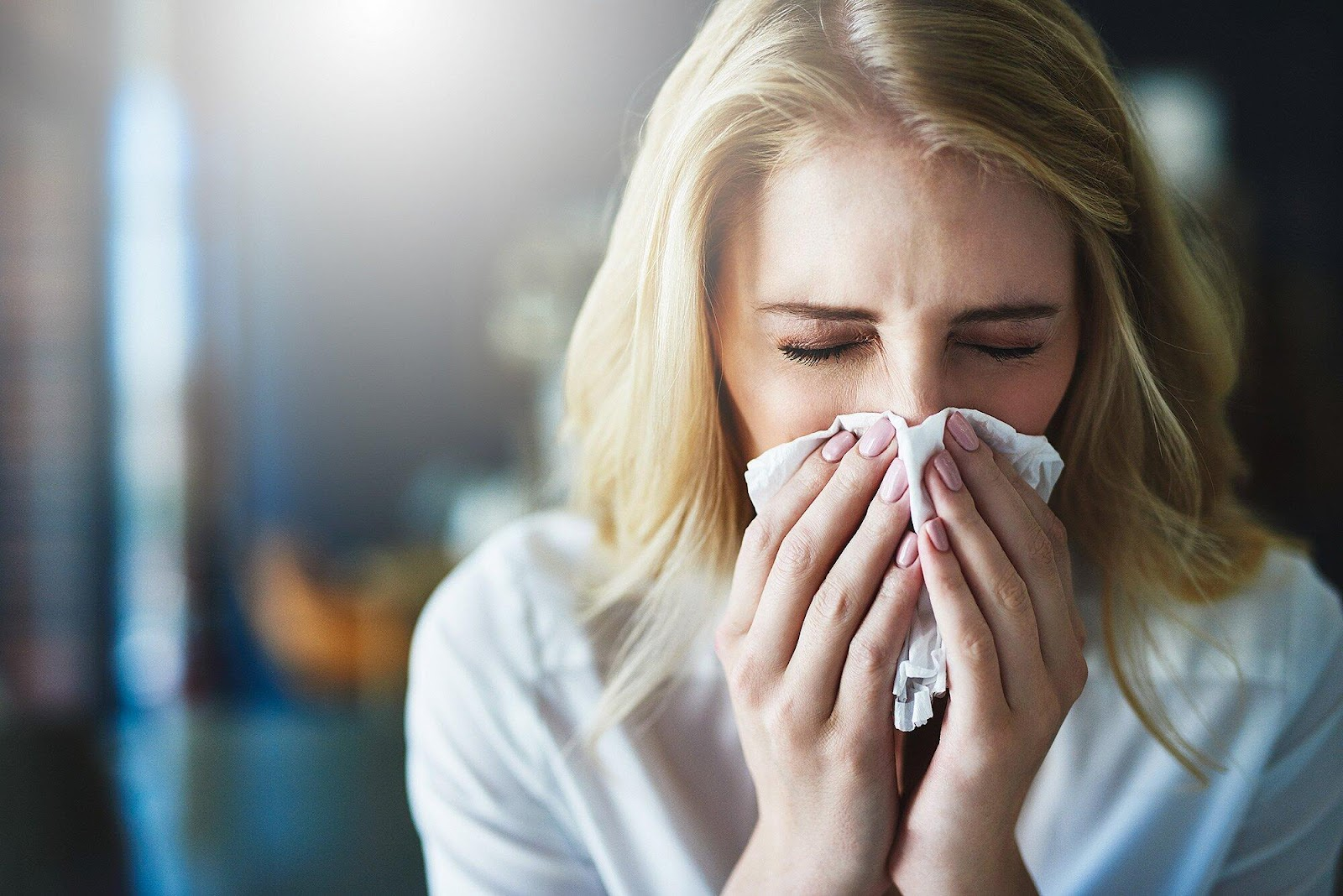 Sneezing Can Spread the Flu From 6 to 8 Feet Away | PEOPLE.com