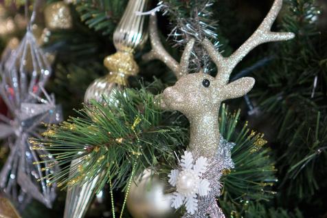 ako ozdobit vianocny stromcek, dekoracie
