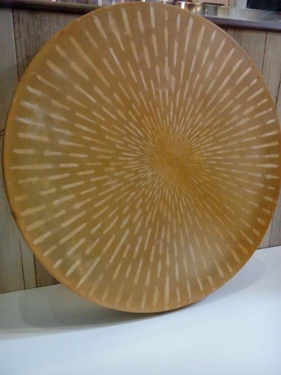 ساز دف پوستی خورشیدی باپیری