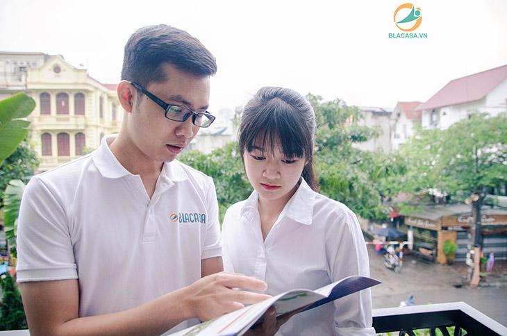 Blacasa là địa chỉ uy tín hàng đầu cung cấp gia sư tiếng Anh quận Gò Vấp
