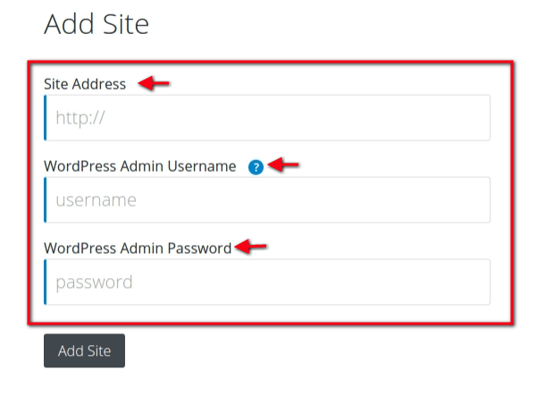Sync more sites