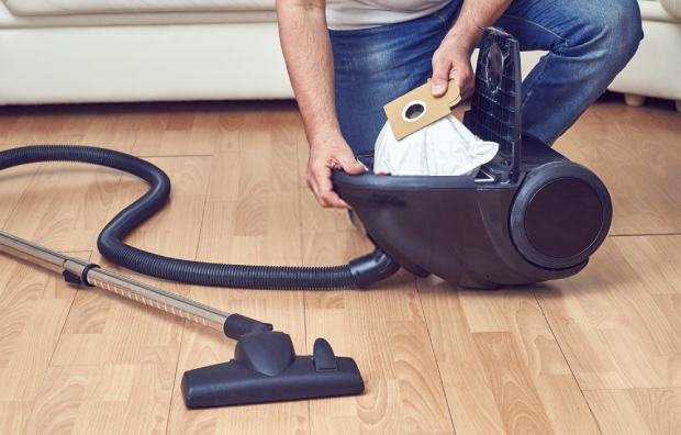 You can take your vacuum cleaner apart for thorough cleaning Source: The King Live