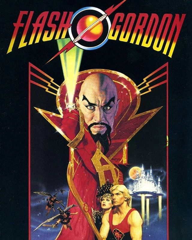 Flash Gordon (1980, Mike Hodges)