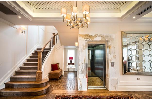 5 tiêu chuẩn của thang máy gia đình cao cấp