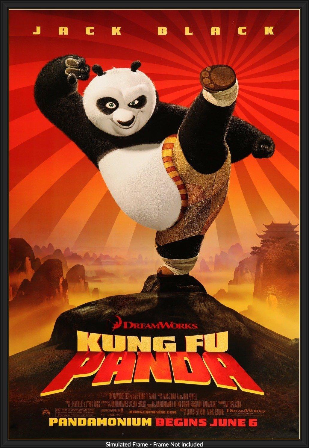4. Kung Fu Panda
