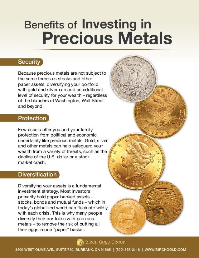A Beginner S Guide To Precious Metals Investments Best Ira Options