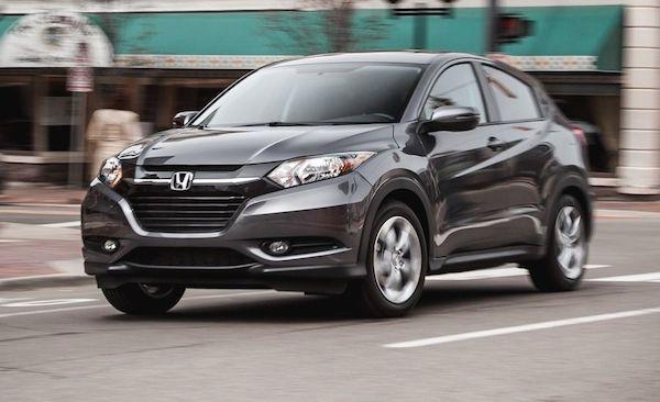 หรูหราพรีเมี่ยม สปอร์ตเล็กๆ สำหรับ Honda HR-V