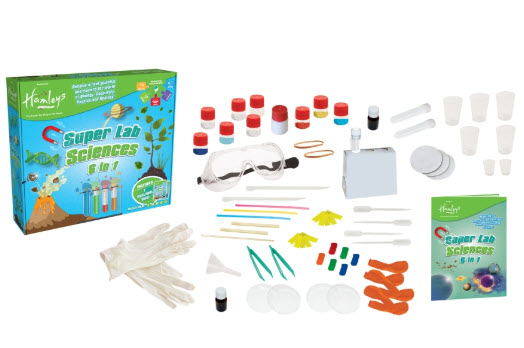 Super Lab Science Kit
