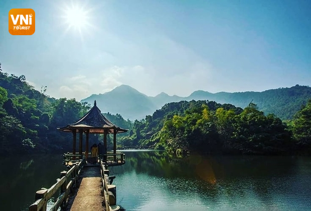 Ba Vi Nationa Park, Hanoi, Vietnam