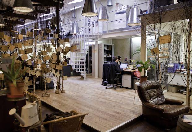 La Ruche Paris 20eme Coworking space Paris
