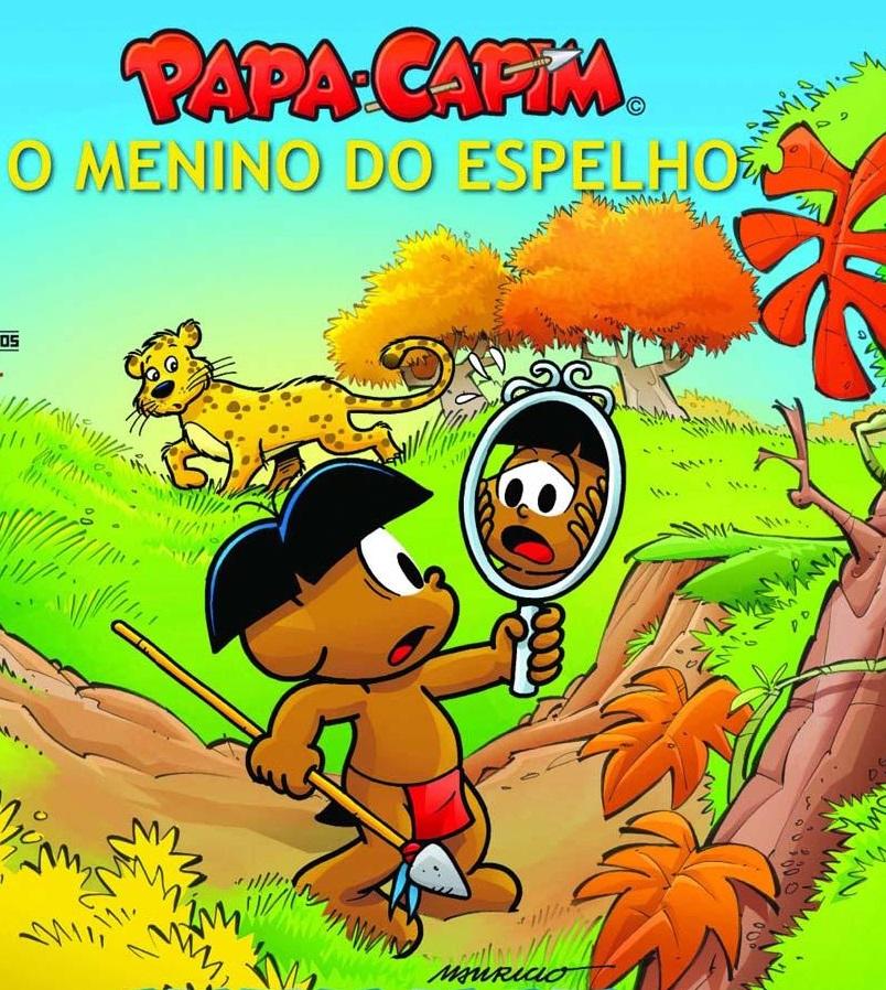 Livro-Alegria-de-Ler-Papa-Capim-o-Menino-do-Espelho-Mauricio-de-Souza-214182.jpg