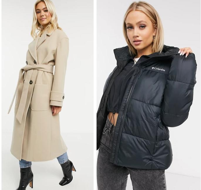 coat jacket asos