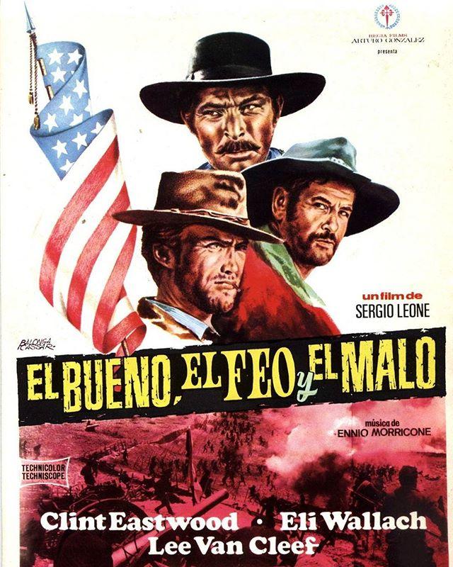 El bueno, el feo y el malo (1966, Sergio Leone)
