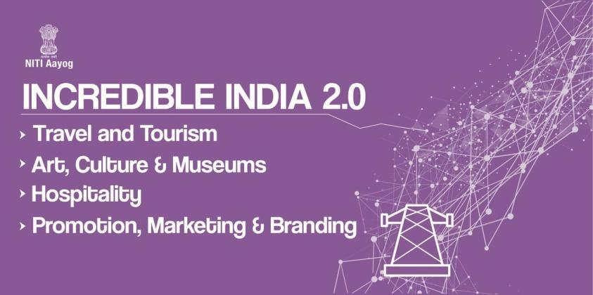 Image result for Incredible India 2.0 Campaign