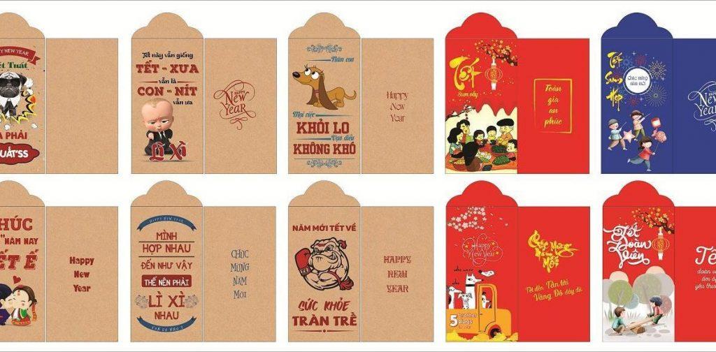 Hé lộ những thông tin về dịch vụ in bao lì xì giá rẻ thành phố Hồ Chí Minh uy tín này