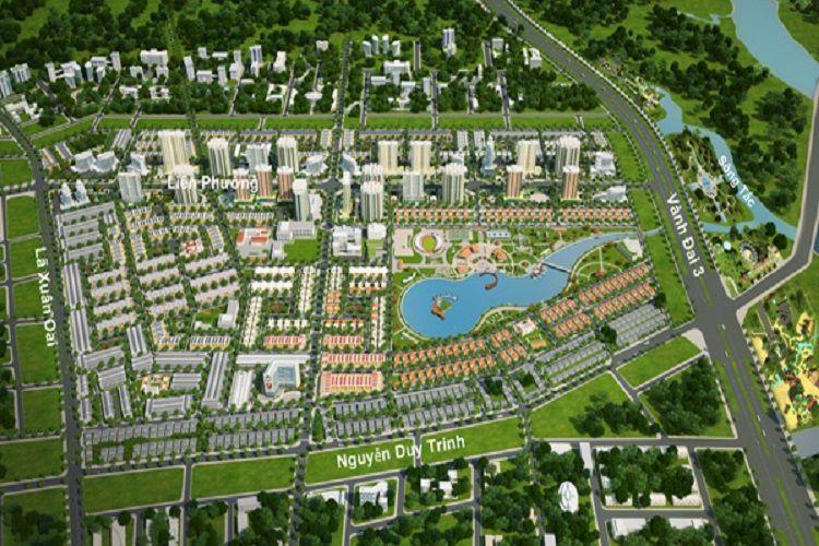 Vị trí chiến lược mà dự án Đông Tăng Long đang có